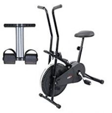 Buy Lifeline Exercise Cycle 102 for Weight Loss at Home | Bonus Tummy Trimmer for Stomach Exercise from Amazon