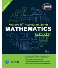 Buy Pearson IIT Foundation Maths Class 8 for Rs. 400