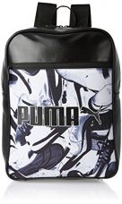 Buy Puma 12 Ltrs Black-Sneaker Graphic Casual Backpack (7479801) from Amazon