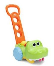 Buy B Kids Gator Scoot N Scoop Push Along Toy - Green from FirstCry
