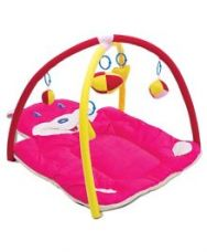 Buy Babyhug Twist N Fold Move N Play Activity Gym Bunny - from FirstCry