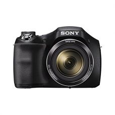 Sony Cyber-shot DSC-H300/BC E32 point & Shoot Digital camera (Black)35x optical zoom with Power charger, Memory Card & Camera Case for Rs. 13,500
