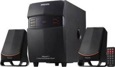 Philips IN-MMS2550F/94 Portable 2.1 Channel For Laptop/Desktop Speaker for Rs. 2,849