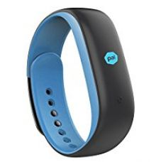 Buy Lenovo HW02 Plus Heart Rate Fitness Band (Fashion-Blue) from Amazon
