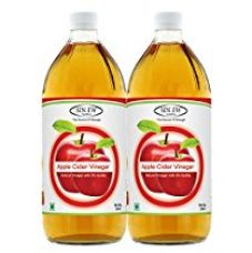 Buy Sinew Nutrition Apple Cider Vinegar, 350ml (Pack of 2) from Amazon