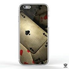 Buy Moarmouz - Apple Iphone 6 Plus6S Plus Ace Card Featured Iphone Covers Printed Back Cover from Amazon