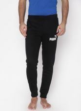 Buy Puma Black Ess No.1 Lounge Pants 85083001 for Rs. 1200