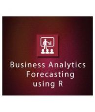 Business Analytics - Forecasting using R (Online Study Material) for Rs. 149