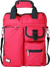Get 70% off on EDIFIER 15 inch Laptop Messenger Bag  (Red)