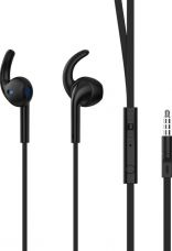 Flat 44% off on Philips IN-SHE1525BK/94 Wired Headset with Mic  (Black, In the Ear)