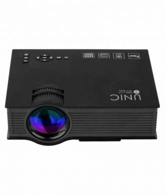 Buy Unic uc 46 LED Projector 1024x768 Pixels (XGA) from SnapDeal