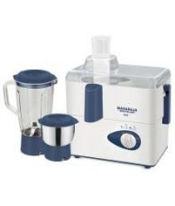 Flat 42% off on Maharaja Whiteline Real JX-207 450 Watt 2 Jar Juicer Mixer Grinder