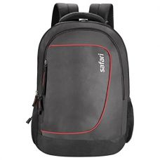 Buy Safari Polyester 27 Ltrs Black Laptop Backpack (Wish) from Amazon