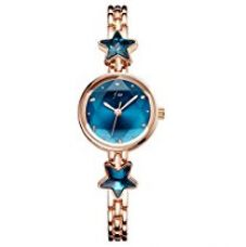 Addic Heritage & Charm Analogue Blue Dial Women's Watch - AddicWW468A for Rs. 404