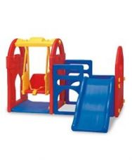 Flat 23% off on Babycenter India Kids Play Zone - Red & Blue