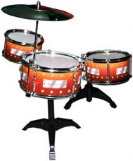 Flat 72% off on KTS JAZZ DRUM SET FOR KIDS  (Multicolor)