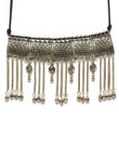 Buy Metal Choker Necklace for Rs. 499