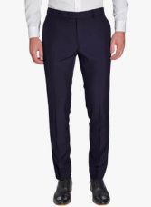 Buy Next Plain Front Skinny Fit Trousers for Rs. 1673