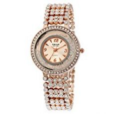 Fabiano New York Rose Gold Analog Wrist Watch for Girls & Womens (FNY105) for Rs. 435