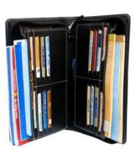 Sukeshcraft Multiple Cheque Book holder RFID SAFE for Rs. 799