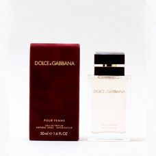 Buy Dolce & Gabbana Pour Femme Eau De Parfum, 50ml from Amazon