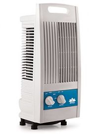 Buy BMS Lifestyle TF-102 Portable Mini Oscillating Tower Fan With 90 Degree Rotating & Revolving Base ( White ) for Rs. 1,699