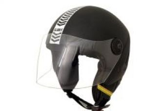 Buy Mp Glory Open Face Motorcycle Scooter Black Helmet For Gents/boys With Isi Mark Glr Track from Rediff