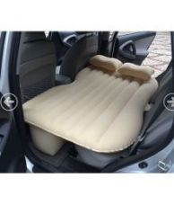 Buy XElectron Car Inflatable Bed with Electric Pump (Beige) for Rs. 2,869
