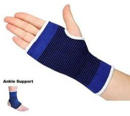 Combo of Palm & Ankle Support(High Quality) for Rs. 149
