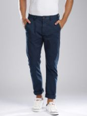 Get 60% off on Men Chino Trousers