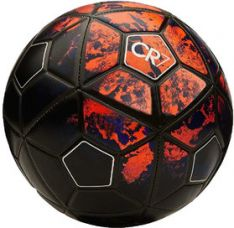 RetailWorld CR7 Red/Black Football (Size-5) for Rs. 449