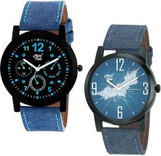 Mont Club M-1+5 COMBO WRIST WATCH Watch  - For Men for Rs. 331