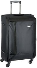 Buy Eminent Zephyr Nylon 58 cms Black Softsided Carry-On (6855- BK) from Amazon