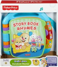 Flat 20% off on Fisher-Price Storybook Rhymes  (Blue)