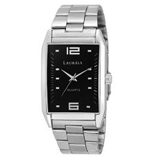 Laurels Townsman Analogue Black Dial Wrist Watch- For Men for Rs. 399