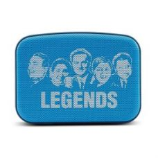 Buy Saregama Carvaan Mini Legends Bluetooth Speakers, aqua blue from Infibeam