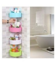 Get 20% off on ChinuStyle Plastic Corner Shelf  (1 Piece)