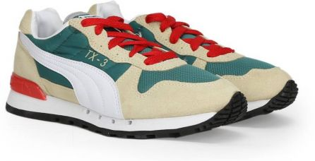 Puma TX-3 IDP Sneakers For Men  (Beige, Green, Red) for Rs. 1,710