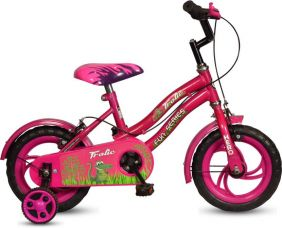 Buy Hero Frolic 12 T Single Speed Recreation Cycle  (Pink) from Flipkart