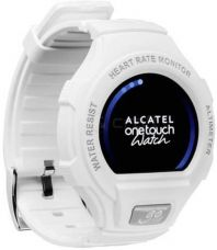 Alcatel Go Watch White & Light Grey Smartwatch  (White Strap Regular) for Rs. 6,999