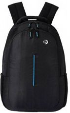HP 15.6 inch Expandable Laptop Backpack(Black) for Rs. 335