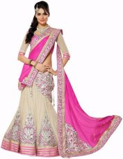 Flat 84% off on Ecoco Self Design Women's(Pink, Beige, Size:  L)