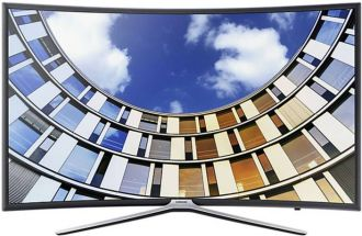 Samsung Series 6 123 cm (49 inch) Full HD Curved LED Smart TV(49M6300) for Rs. 59,999