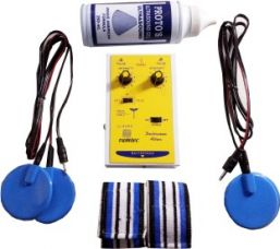 Ramtec Pocket Tens muscle stimulator Electrotherapy Device  (doctronics altrex) for Rs. 1,799