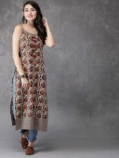 Buy Printed A-Line Kurta for Rs. 1189