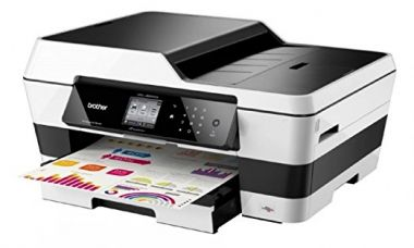 Buy Brother MFC-J3520 Color Wifi Multifunction Ink Benefit Printer from Amazon