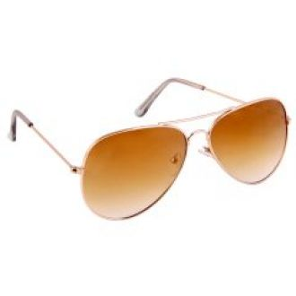 Buy Nectar Golden Aviator Sunglasses For Men for Rs. 299