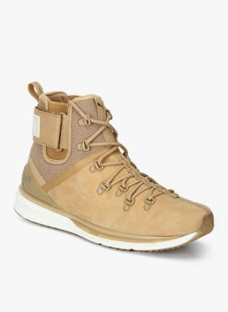 Puma Ignite Limitless Boot Leather Camel Outdoor Shoes for Rs. 7000