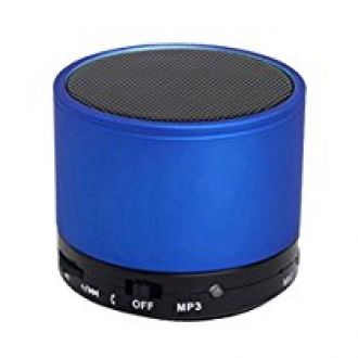 Buy Newest Speaker with feature of Feet Taping Music sound ||Super Sound ||Deep Bass ||Innovative Design ||Newest Design ||new edge technology ||Rechargeable Battery Bluetooth Speaker LED Wireless Bluetooth Speaker handsfree Calling Feature FM Radio & SD Card Slot , S10 Green Compatible with Micromax Canvas Tab P480 from Amazon