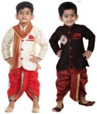 Buy SBN Pack of 2 Dhoti Kurtas For Boys from SnapDeal